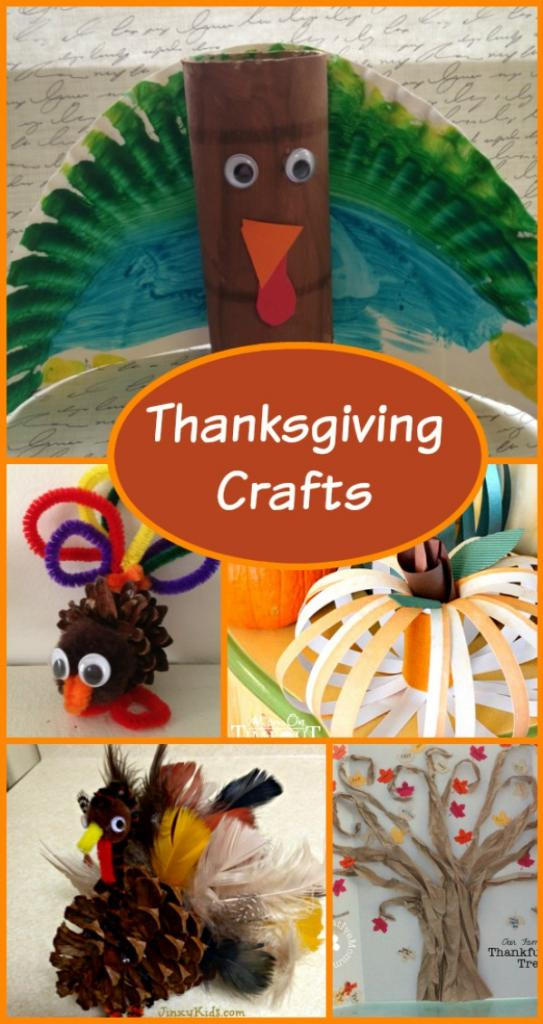 Gobble Up these 5 Cute Thanksgiving Crafts For Kids