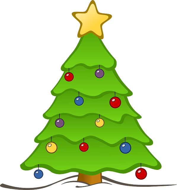 Christmas Party Games for Toddlers Christmas Tree
