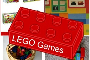 Educational Lego Games for Toddlers