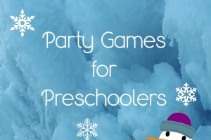Embrace the Chill with Fun Frozen Party Games For Preschoolers