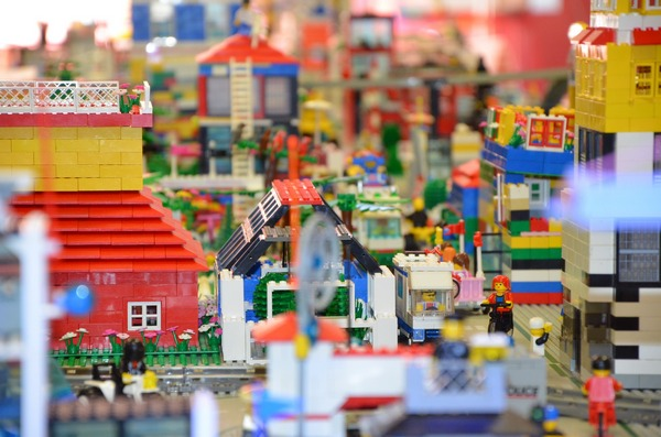 Benefits of Legos: Creates interest in art & design