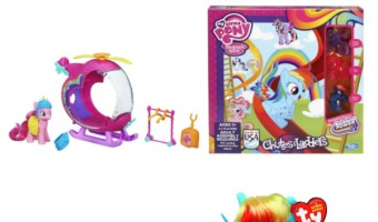 Check out our choices for best My Little Pony toys for toddlers! Now when your little one asks for a pony, you can give her a dozen with this iconic toy!