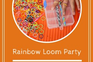 Planning a Rainbow Loom party for your daughter? These jewelry-making parties are a hit among girls of all ages. Check out our ideas to make it awesome!