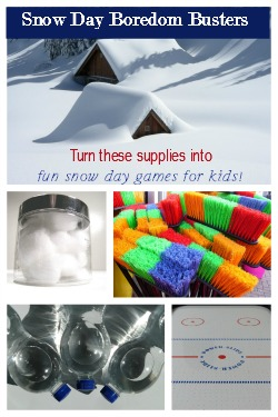 Exciting Indoor Snow Day Games for Kids