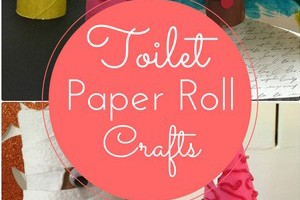 Stuck indoors with nothing to do? Break out the toilet paper rolls and start crafting! These easy toilet paper roll crafts for kids are fun and adorable!