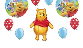 Winnie the Pooh Party supplies for Kids