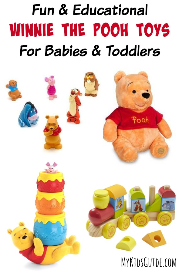 592fe517c19c Winnie The Pooh Toys For Babies   Toddlers