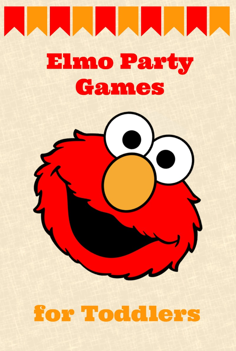 Fun Amp Educational Elmo Party Games For Toddlers