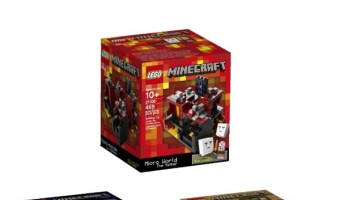 Lego Minecraft Kits