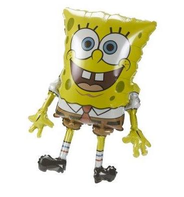 Spongebob Squarepants Large Foil Balloon  Spongebob Squarepants Party Supplies for kids