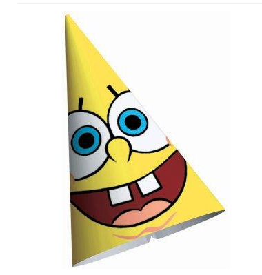 Spongebob Squarepants Party Hat