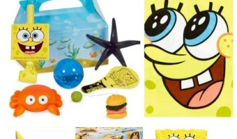 Host your next great birthday party in Bikini Bottom with these great Spongebob Squarepants Party Supplies for kids! Find everything you need for your party!