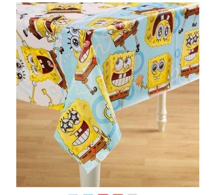 Spongebob Squarepants Tablecloth
