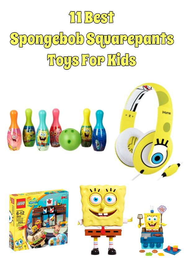 Best Spongebob Toys For Kids : Best spongebob squarepants toys for kids
