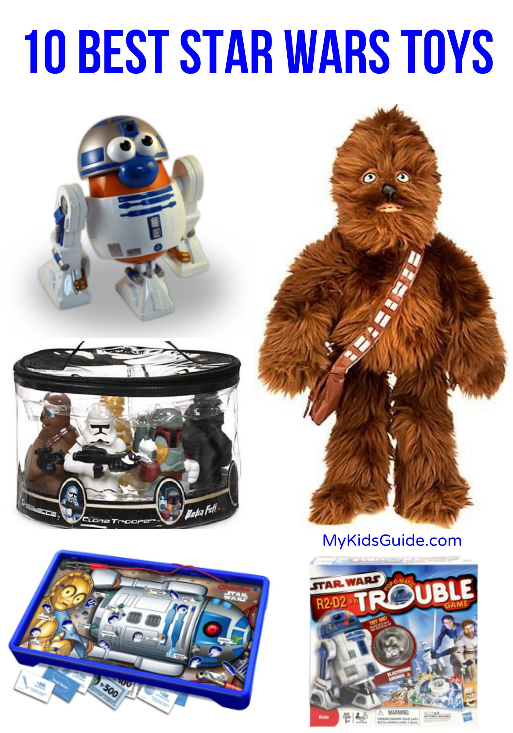 10 Best Star Wars Toys for Kids My Kids Guide