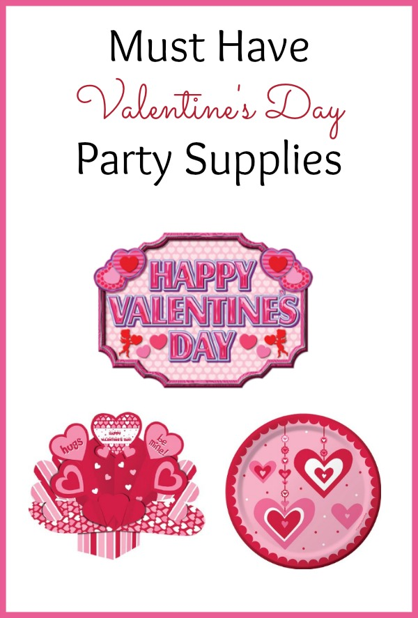 Hosting a bash to celebrate the day of love? Grab these must-have Valentine's Day party supplies for kids! Plus, get great DIY party planning tips!