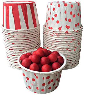 Valentines Treat Cups Party Supplies