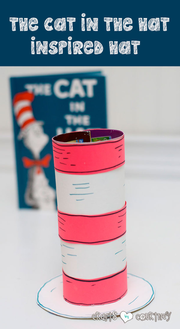 Whimsical Dr Seuss Activities for Kids cat in the Hat