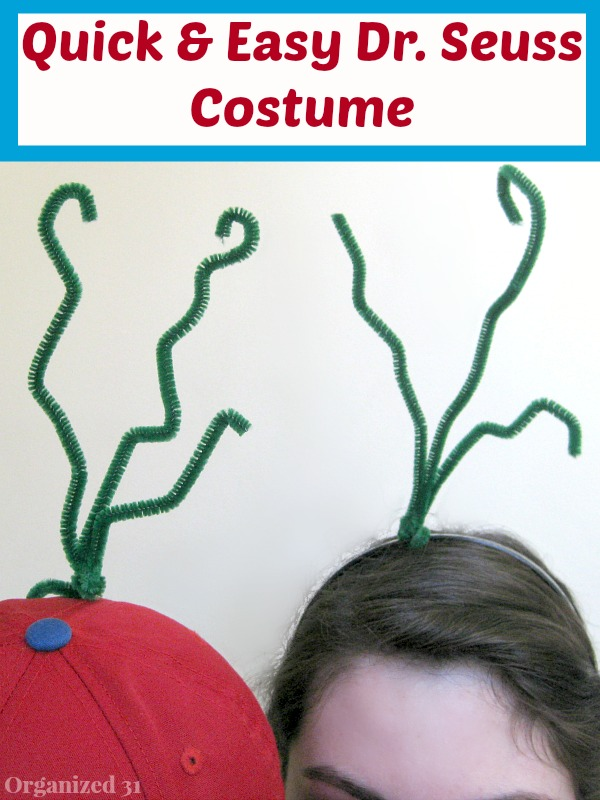 Whimsical Dr Seuss Activities for Kids Cute Costume