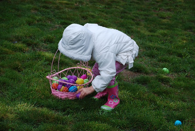Easter Party Games for Toddlers