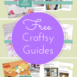 Ready to learn a fun new craft for kids or party planning skill? What if you could do it for free? With Crafty eGuides, now you can! Check them out!