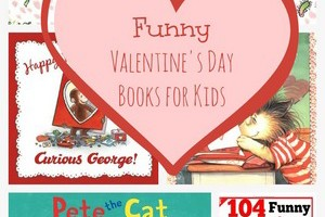 "Nothing says ""love"" better than curling up with your tot and laughing together! Check out our favorite Funny Valentine's Day Books for Kids!"