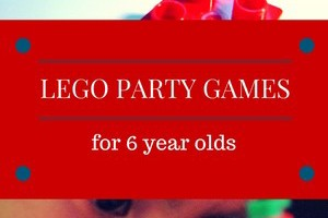 LEGO PARTY GAMES 6 year olds