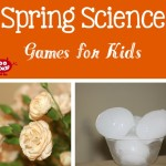 Spring Science Games for Kids