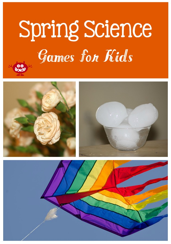 Spring is the perfect time to teach kids a few new fun experiments! Check out our favorite spring science games for kids and make learning fun!