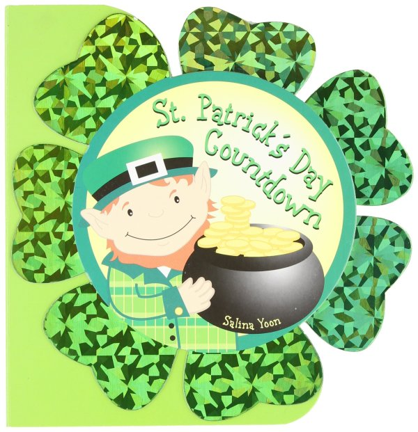 Sweet St. Patrick's Day Books for Babies St. Patrick's Day Countdown