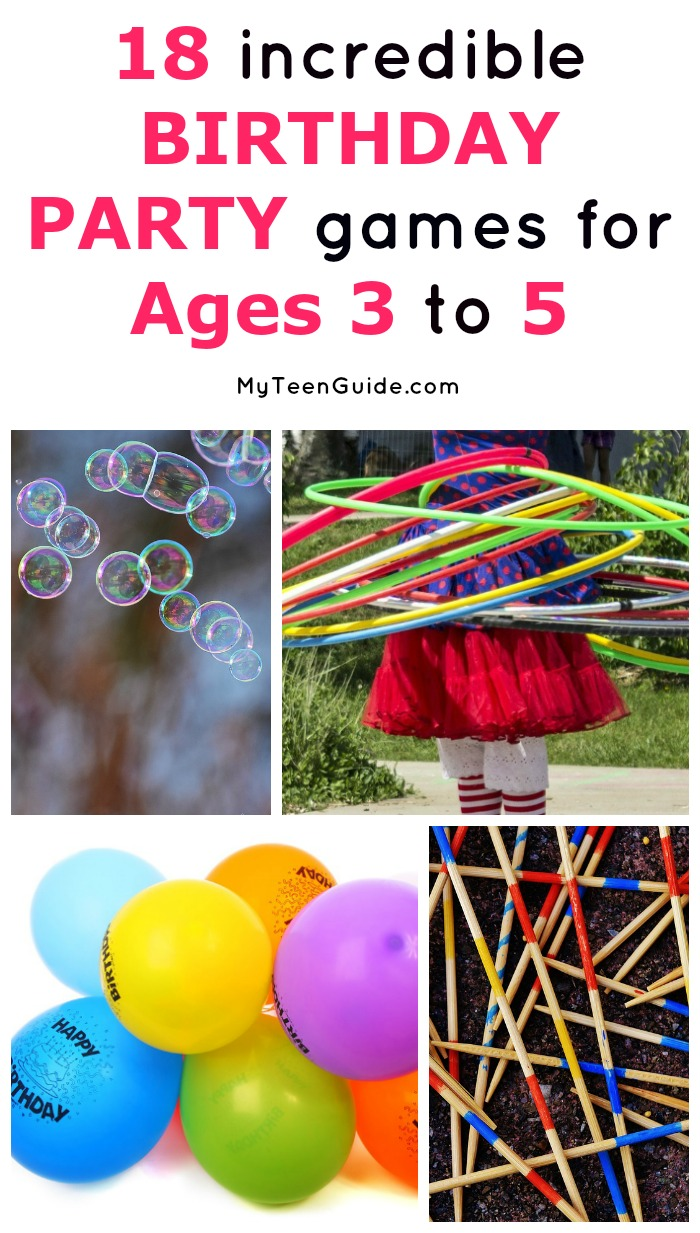 There are plenty of games you can plan for an indoor party. I compiled a list to get you started on indoor party games for kids ages 3-5 years old!