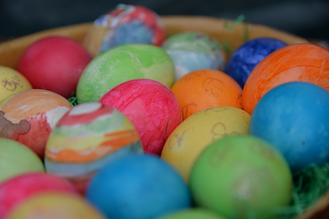Easter Science Games for Kids