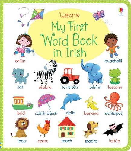 Sweet St. Patrick's Day Books for Babies: First Irish Words
