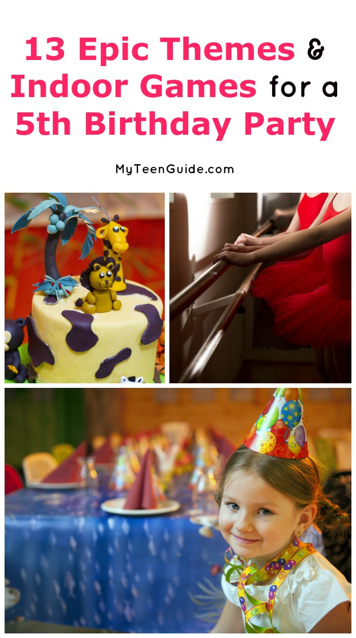 Birthday Party Games for 5 Year Olds: Plenty of Fun ...