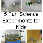 Fun Science Experiments For Kids