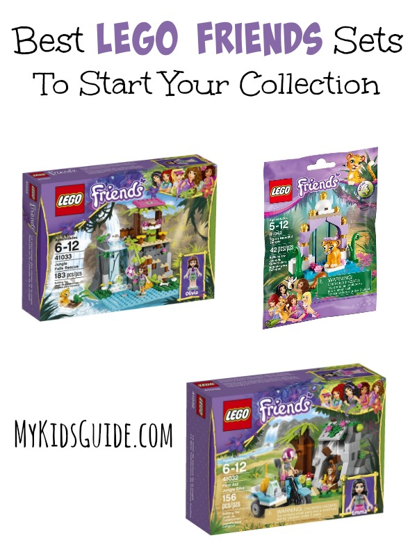 Looking for the best sets to create fun LEGO Friends games with your friends? These great starter sets are perfect for setting the stage for imagination!