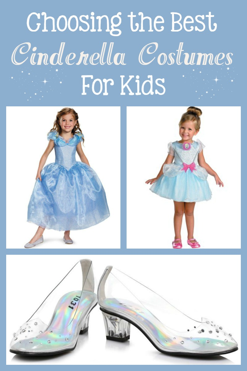Cinderella costumes are all the rage right now. Whether you want them for dressup play or to put away for Halloween, we have tips on how to choose the best
