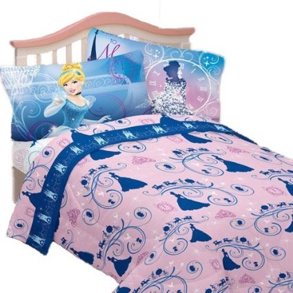 Cinderella Secret Princess Bedding Accessoris Twin Set Cinderella Bedroom  Bedding Ideas