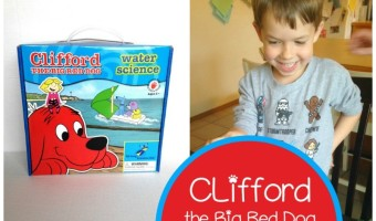 Clifford Water Science Kit for Kids
