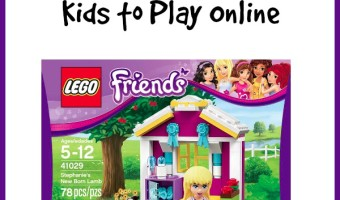 Coolest LEGO Friends Games for Kids to Play Online