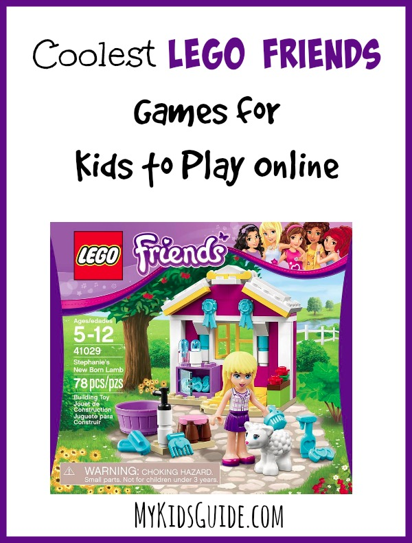Looking for the Coolest LEGO Friends Games to play online? Check out our favorite options that your LEGO Friends fans will absolutely love!