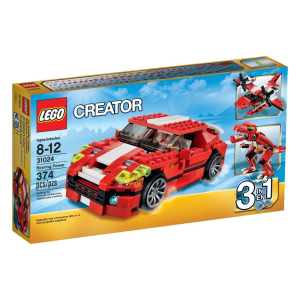Creator Roaring Power Car