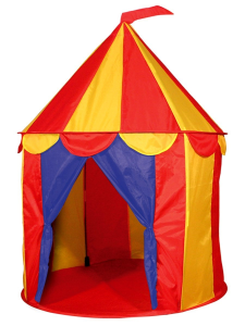 Indoor Outdoor Circus Tent Indoor Party Toys For 5 Year Olds