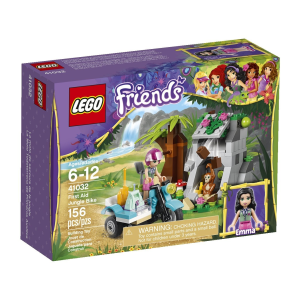 Lego Friends First Aid Jungle Bike: Best LEGO Friends Games to Start Your Collection
