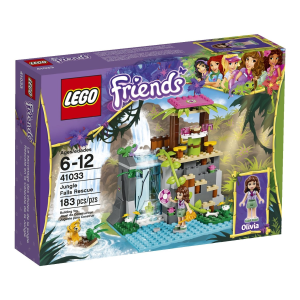 Lego Friends Jungle Falls Rescue Best LEGO Friends Games to Start Your Collection