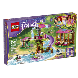 Lego Friends Jungle Rescue Base Best LEGO Friends Games to Start Your Collection