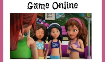 If your kids love LEGO Friends games, introduce them to the LEGO Friends Pool Party game online. It's a safe and fun way for them to explore the characters.