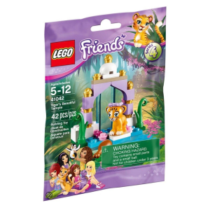 Lego Friends Tigers Beautiful Temple Best LEGO Friends Games to Start Your Collection