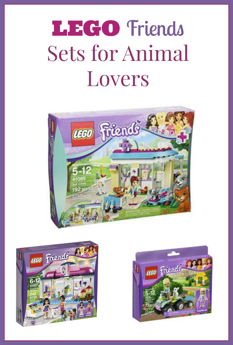 Looking for some great LEGO Friends games for animal lovers? Check out our favorite sets featuring furry friends and get imaginative with your kids!