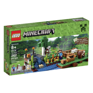 Minecraft The Farm Lego Toys for 9 year olds